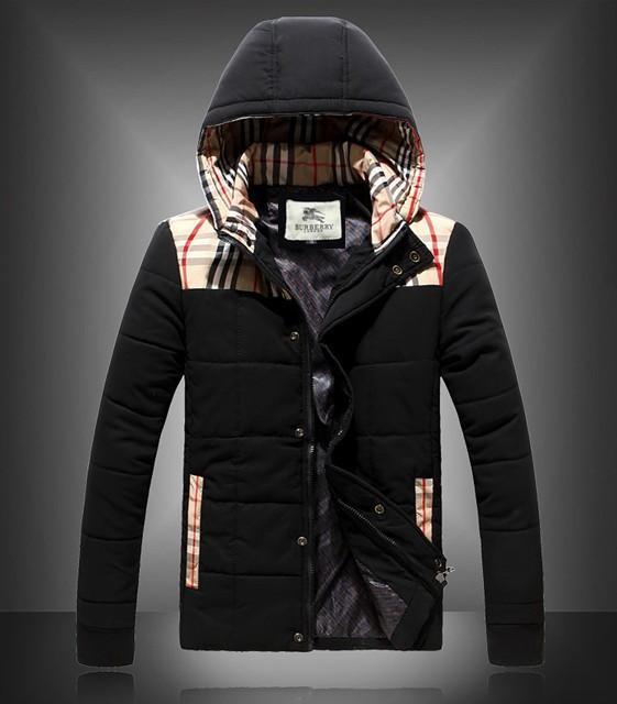 cb0007e662e 2013 manteau hommes burberry pop francaise magnifiquehommest pas cher noir  de - EUR 120