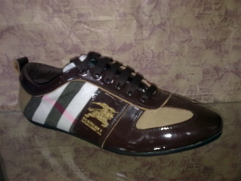 f56f6634c88 Chaussures Burberry Hommes Mode Promotions meef
