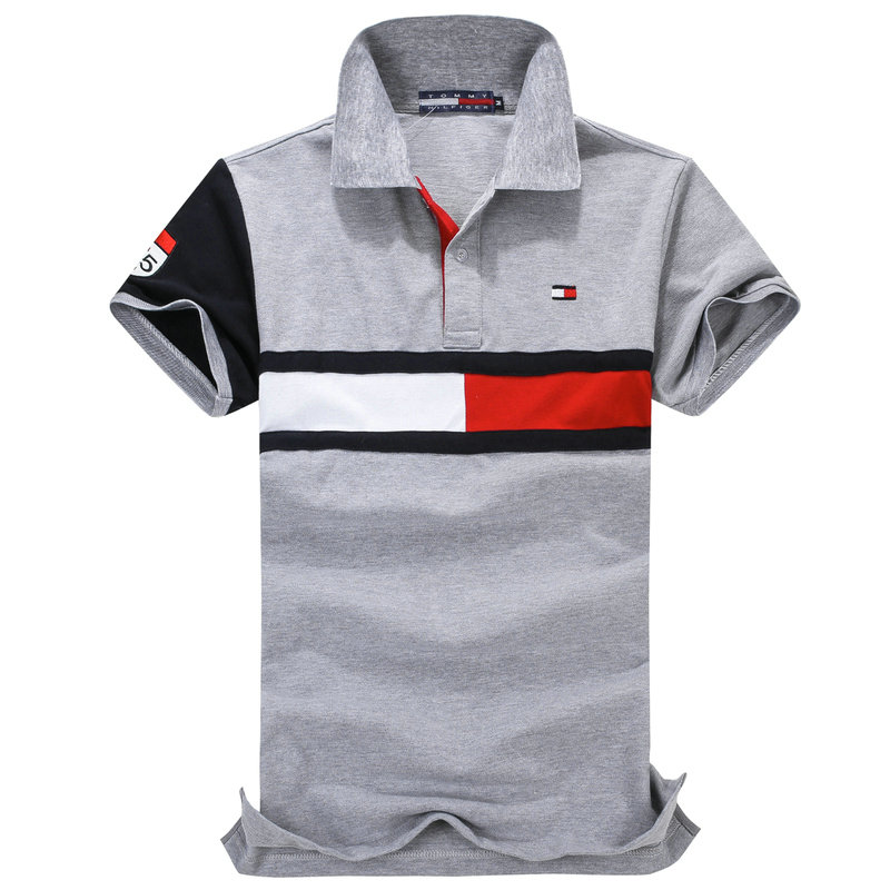 T shirt tommy hilfiger homme for Optima cotton wear t shirts