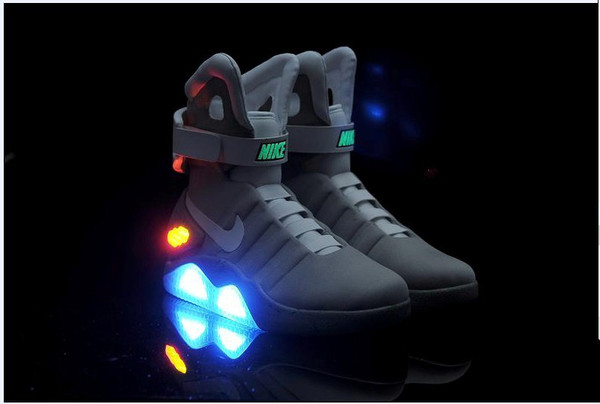 Blanc Cool Lumineuses Gris Mag Chaussures Zukxip Nike De j5AL4R3