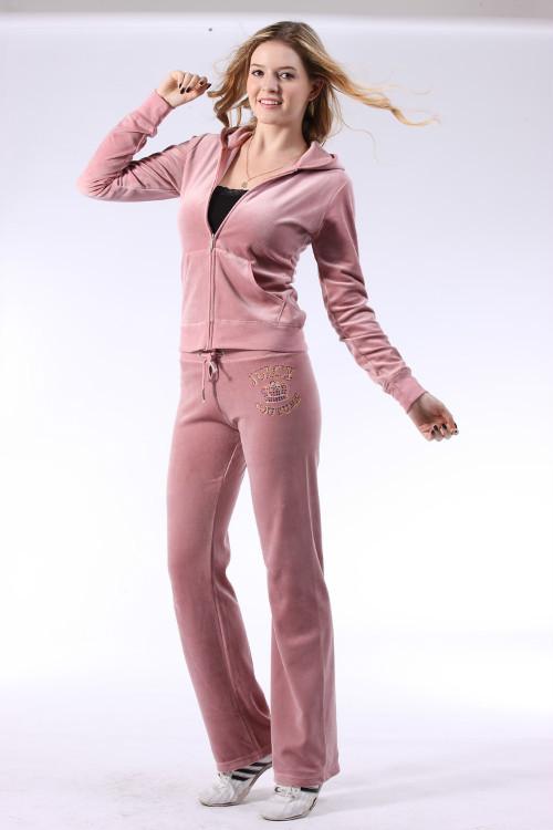 2014 juicy couture survetement velour femme mode pas cher 7174 mei de eur 53. Black Bedroom Furniture Sets. Home Design Ideas