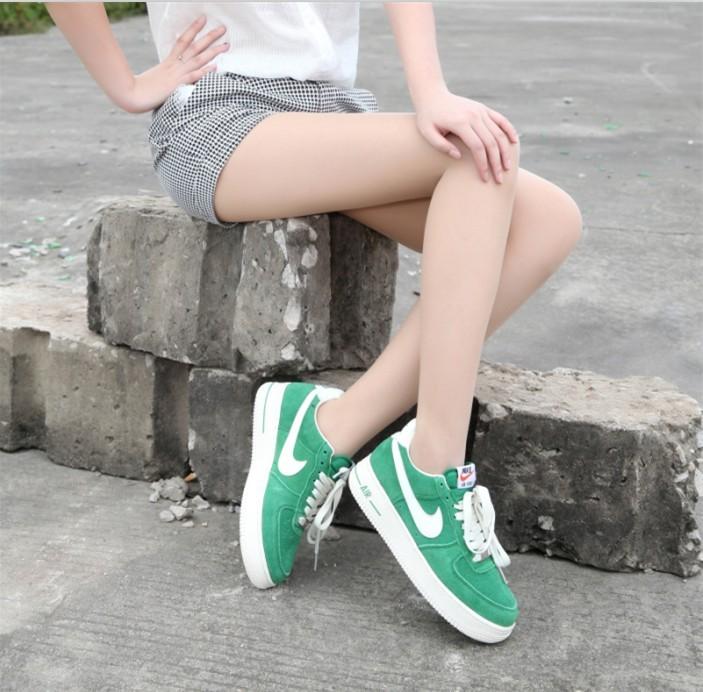 separation shoes 2e372 8b016 ... Nike air Force 1 Retro femme hommes loisir Sale Galaxy Shoes Online Vert