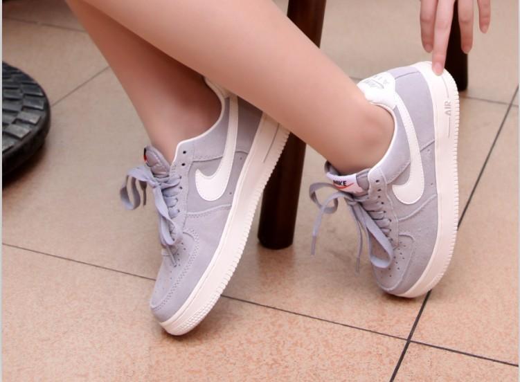 nike air force grise femme pas cher