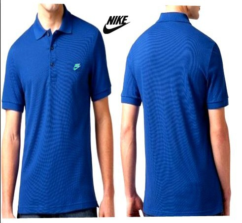 2014 tee shirt nike homme polo manche courte pas cher 101 bleu r de eur 25. Black Bedroom Furniture Sets. Home Design Ideas