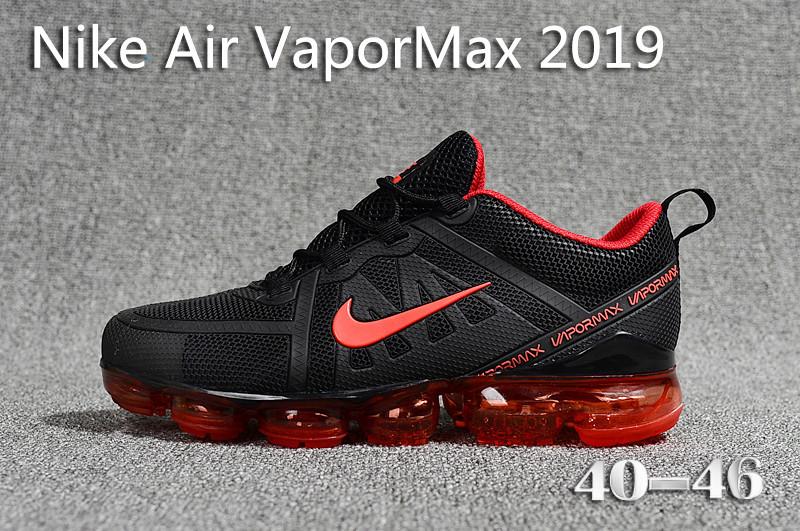 1b8663fae6c7f acheter nike air max 2019 homme vapormax red black de <nike air ...