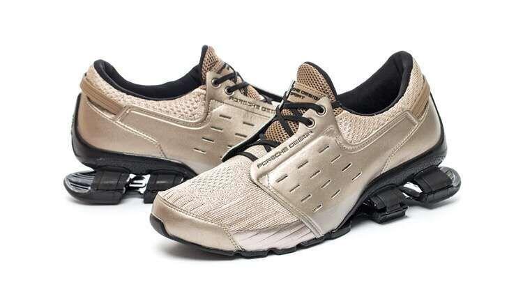 save off 06ebc e99d0 adidas porsche design p5 s4 sneakers run gold
