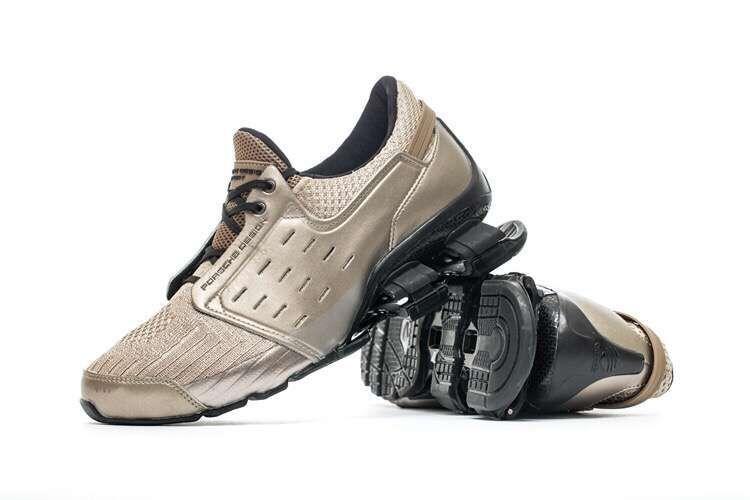 save off e901c b6e3c adidas porsche design p5 s4 sneakers run gold