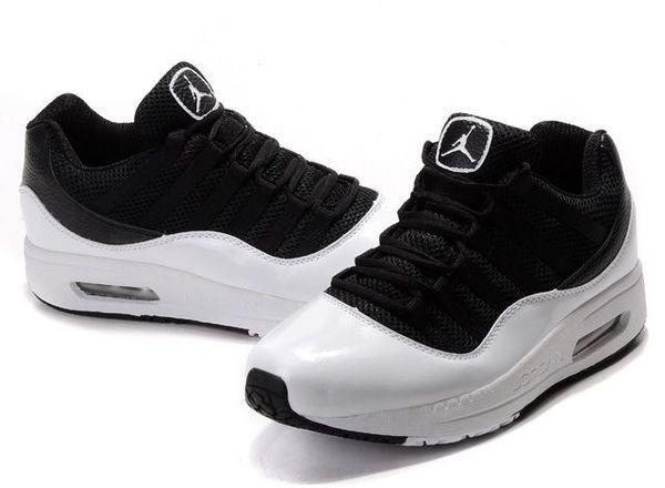 e42ad20f2ab air jordan comfort max 11 black with 02 de <Air Jordan Comfort Max ...