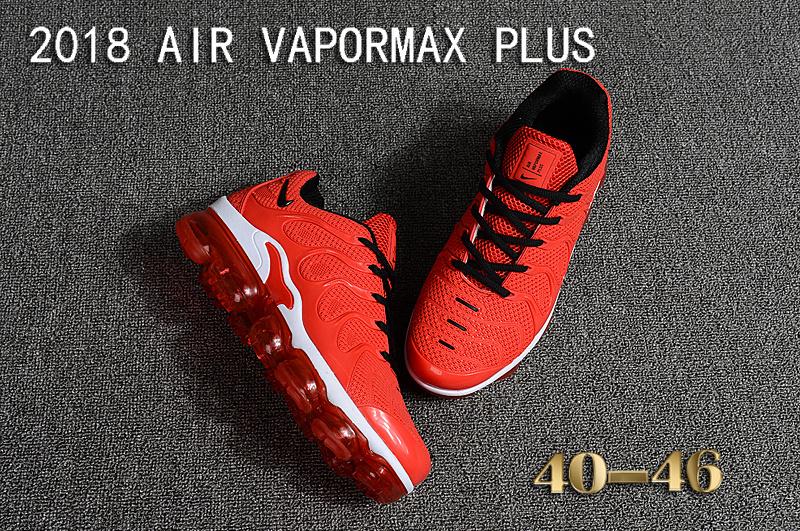 ff27b0f07e air vapormax plus triple nike fire red