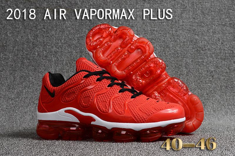wholesale dealer a4565 39e16 air vapormax plus triple nike fire red