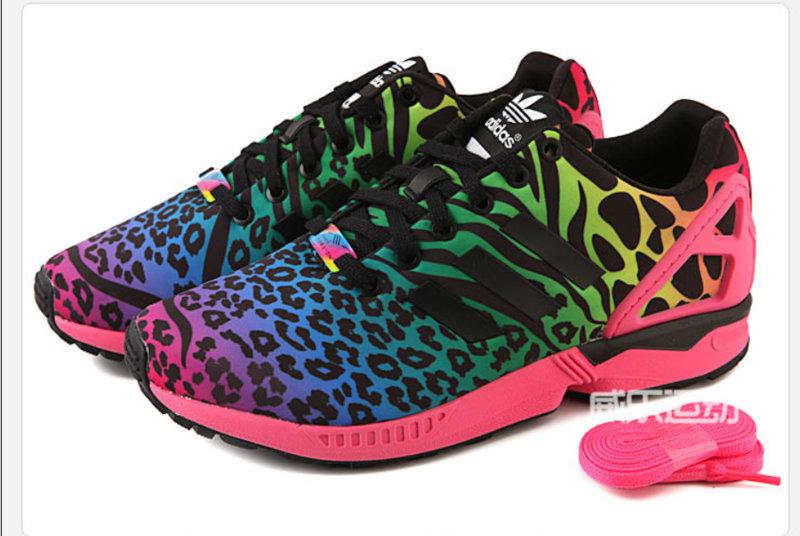 reputable site 6b589 d502d Adidas Femmes Flux Fille Pour Leopard basket Zx Cher Pas Basket vn6Pqxdd