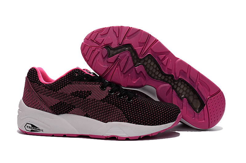 Speed Femme Et Noir Basket Cat Rose Puma Rose basket OPXuiZTk