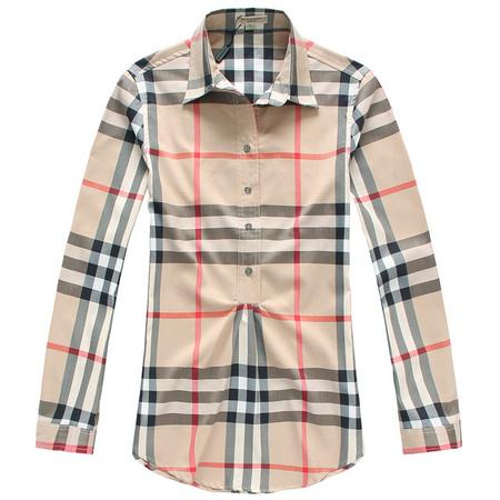 chemise en coton tendance burberry femmes en london acheter bby045 de eur 29. Black Bedroom Furniture Sets. Home Design Ideas