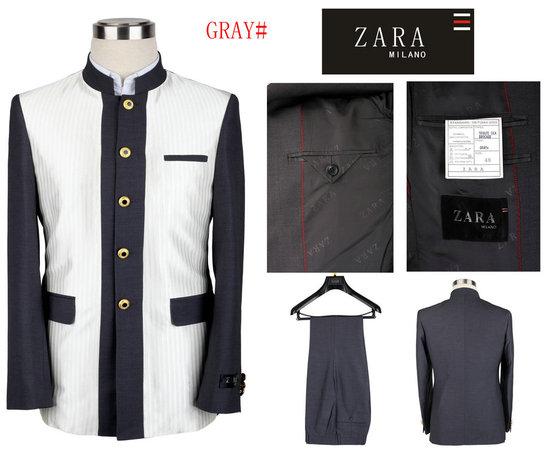 costumes zara pour hommes126 7 pas cher de eur 116. Black Bedroom Furniture Sets. Home Design Ideas