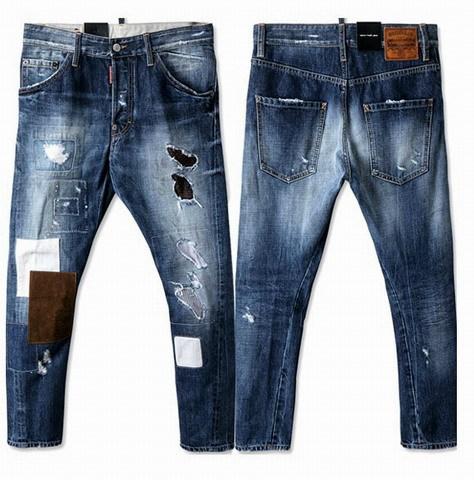 pantalon dsquared homme 95c6a11392aa