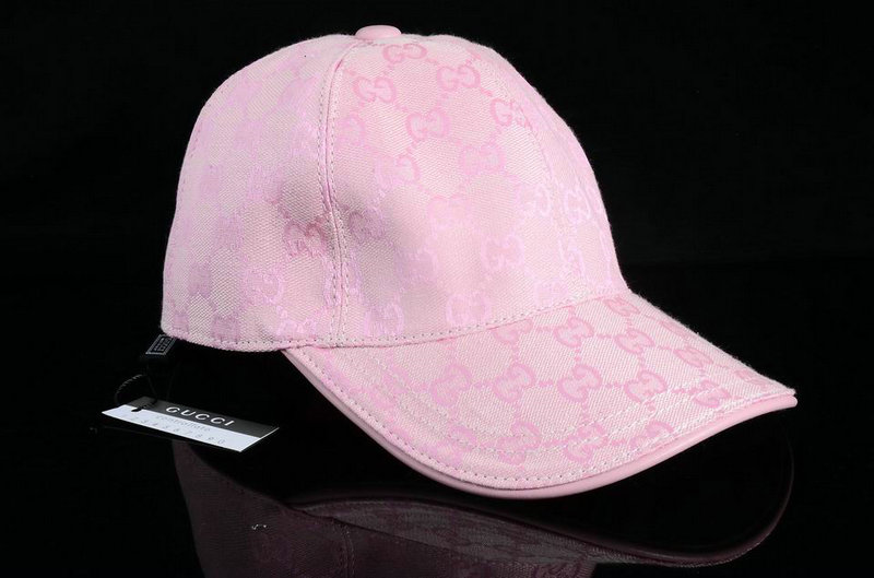 gucci caps special offer casquette italie simple pink 44e96220d74