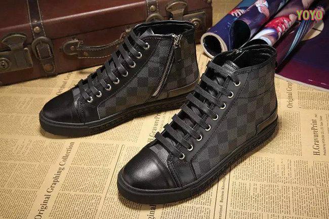 louis vuitton hommes damier chaussures de sport echiquier. Black Bedroom Furniture Sets. Home Design Ideas
