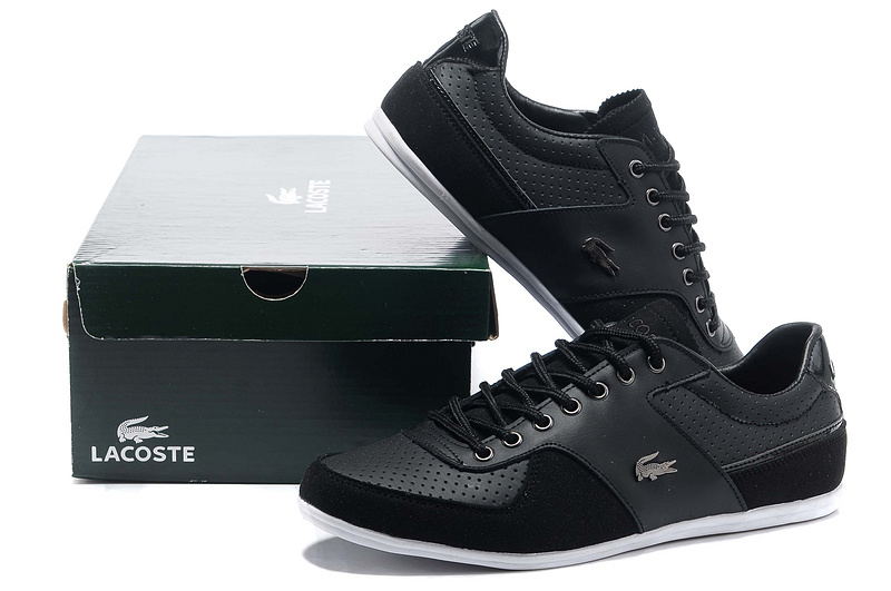 chaussures lacoste homme pas cher