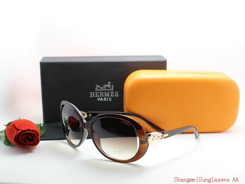 qualité sélection premium sélectionner pour dernier Lunettes de soleil HERMES-www.discount-frus.com