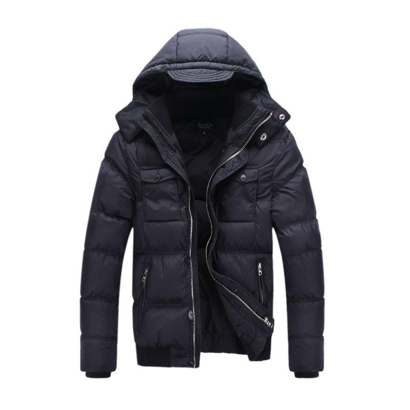 manteau gucci 2013 hommes fashion pas cher noir de eur 120. Black Bedroom Furniture Sets. Home Design Ideas
