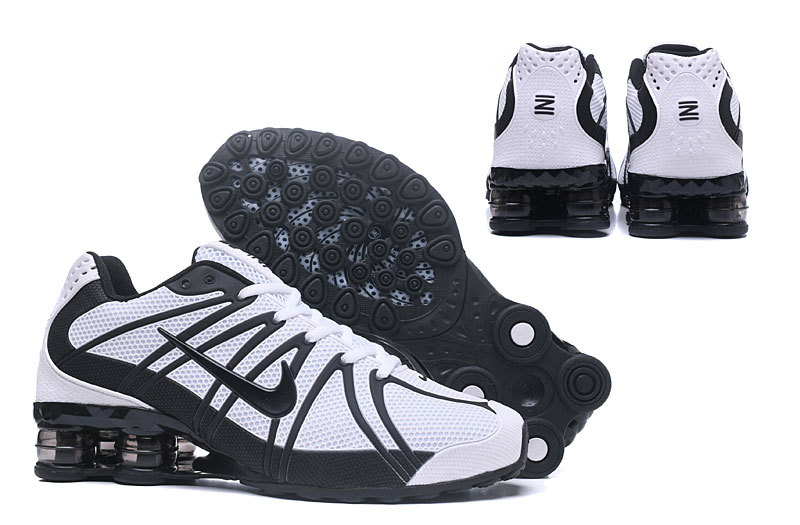 best sneakers 5ba96 9c692 nike shox oz 801 new fly white