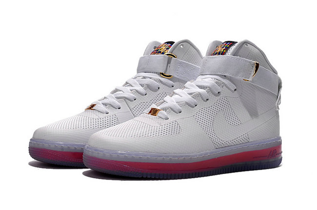 separation shoes 0910c c3d83 nike hommes air force 1 hi suede snow white
