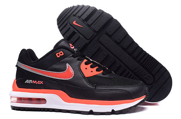 new product 0779e 7afa2 nike new air max ltd 3 gs sportswear workboot orange