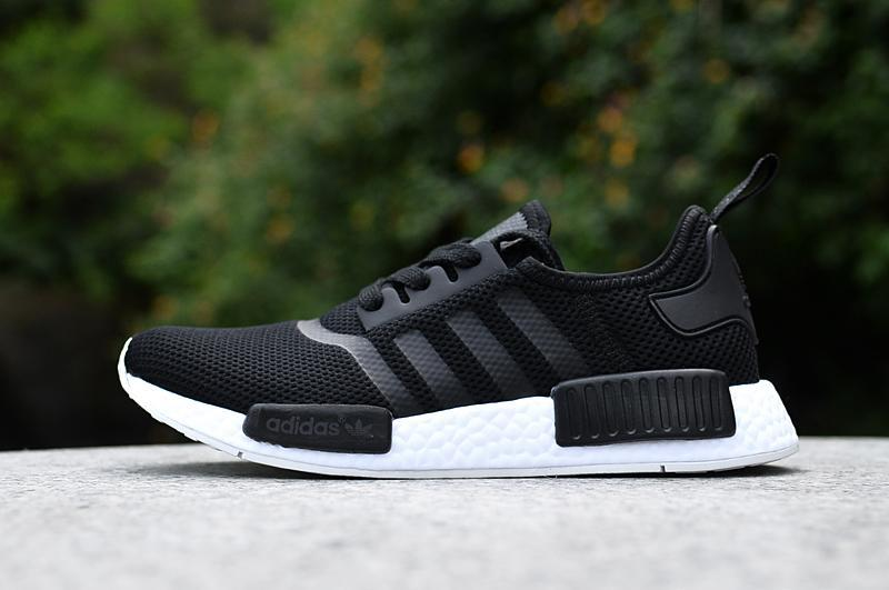 nmd adidas originals shoes popular style line noir