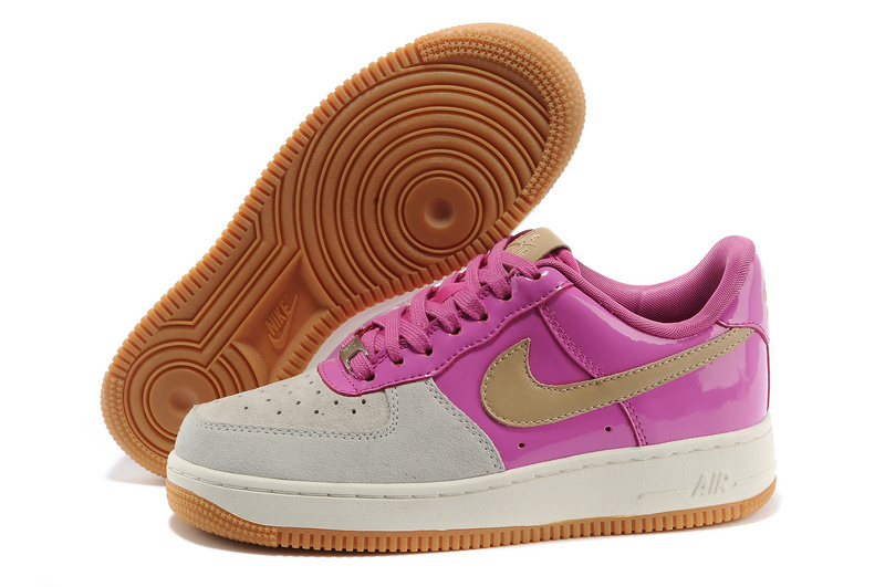 Homme Nike Air Force One Rouge/ Blanc