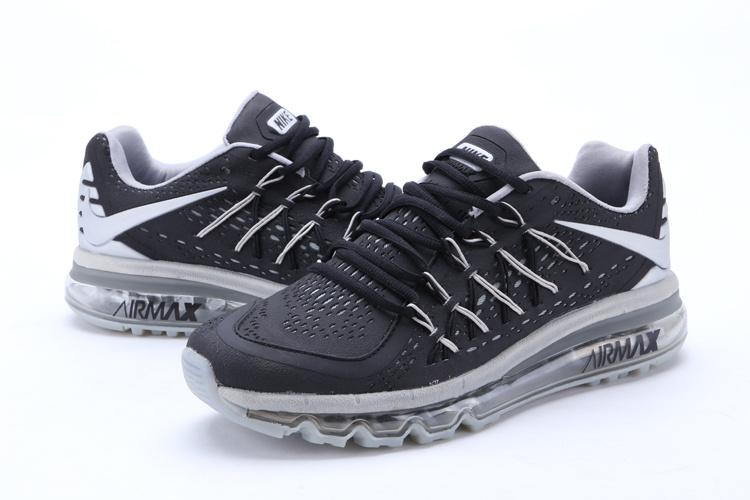 chaussures de séparation a2cd9 e9bff nike air max 2015 argent blanc