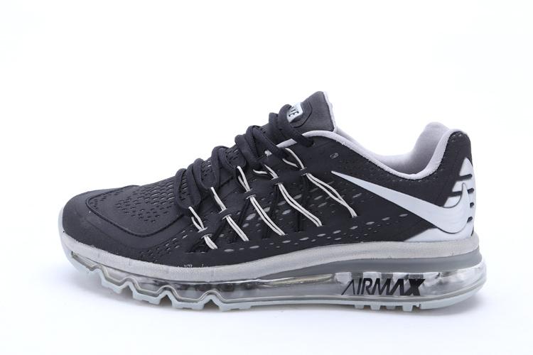 chaussures de séparation 307d6 d5792 nike air max 2015 argent blanc