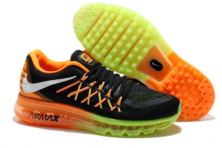 nike mens xccelerator - Nike Air Max 2015 nouveau pas cher Homme basket-ball Noir Orange,nike air max 90 blanc.jpg