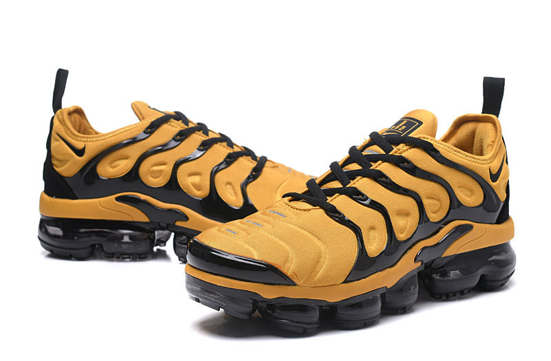 reputable site b2f97 9bb87 nike air max plus prm tn requin shark flywire gold yellow