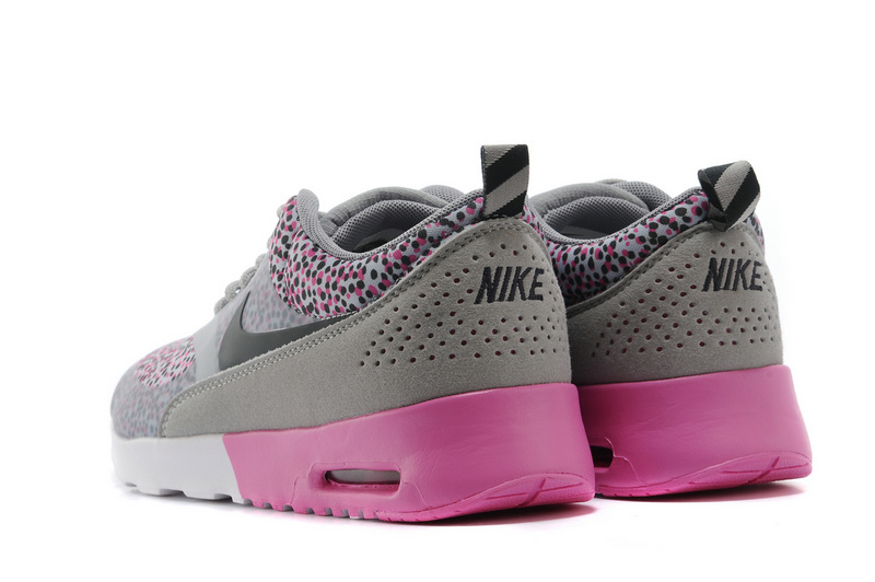 reputable site 84ce4 68af9 nike air max thea id 90 femmes lightweight snow leopard