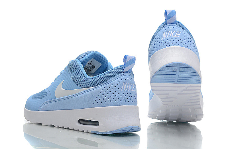 nike air max thea dames donkerblauw