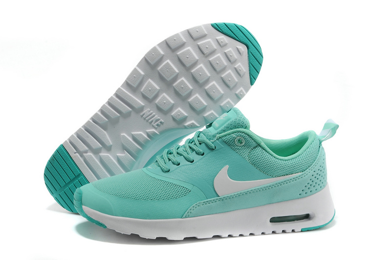 on sale 4b977 bbbce nike air max thea bleu turquoise