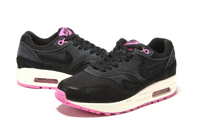 0400ea8e165c nike air max femmes bw trainers carbone noir gris rose