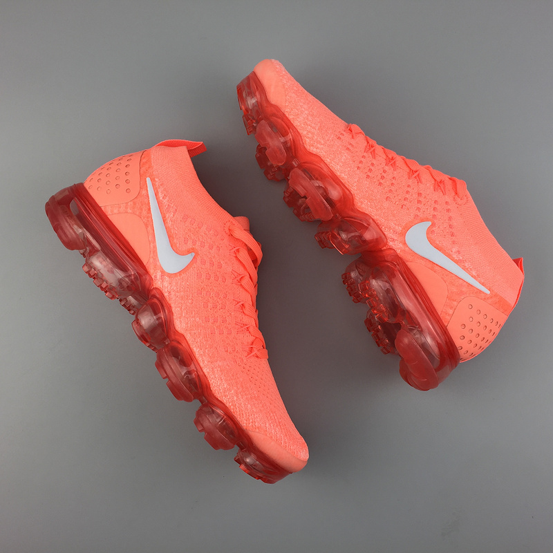 new style ad8a0 a0e77 nike air vapormax femme homme soldes flyknit 942843-800 red36-39