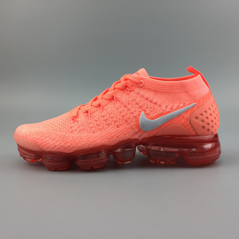 new style dedcd f8ba9 nike air vapormax femme homme soldes flyknit 942843-800 red36-39