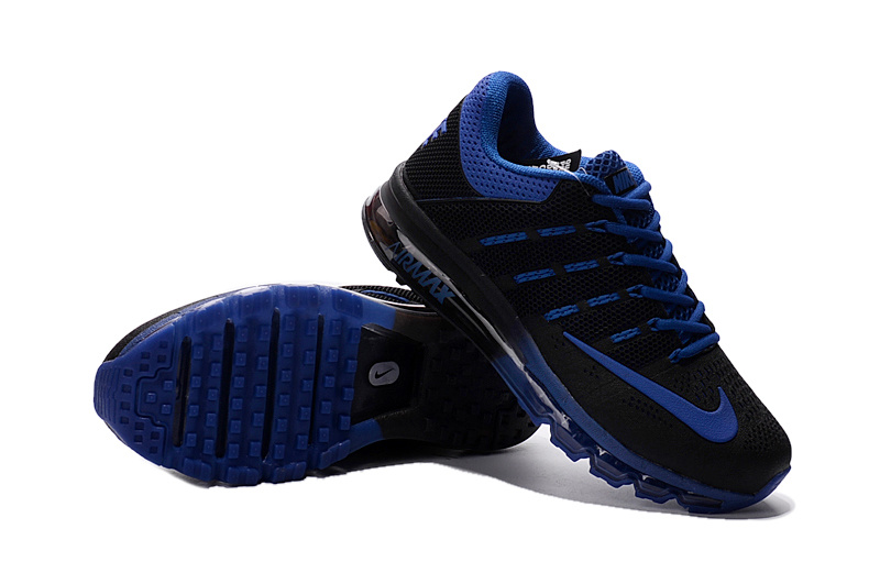 newest a2e4a f34b8 nike air max 2016 bleu nuit