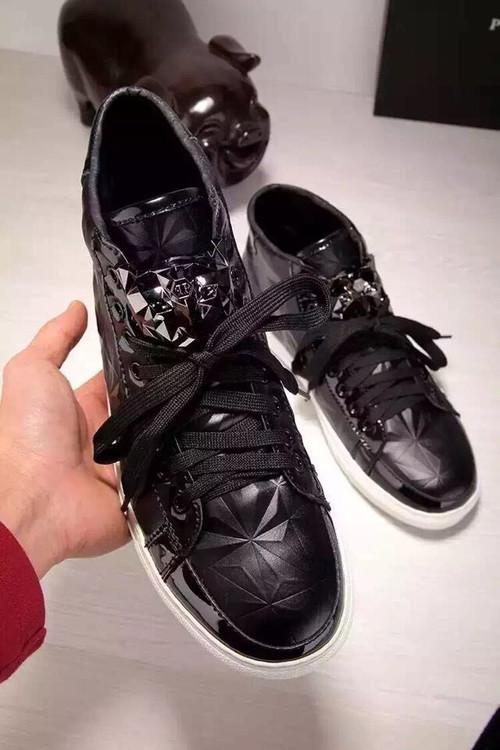 philipp plein original qp logo high sneakers rock high chaussures de eur 90. Black Bedroom Furniture Sets. Home Design Ideas