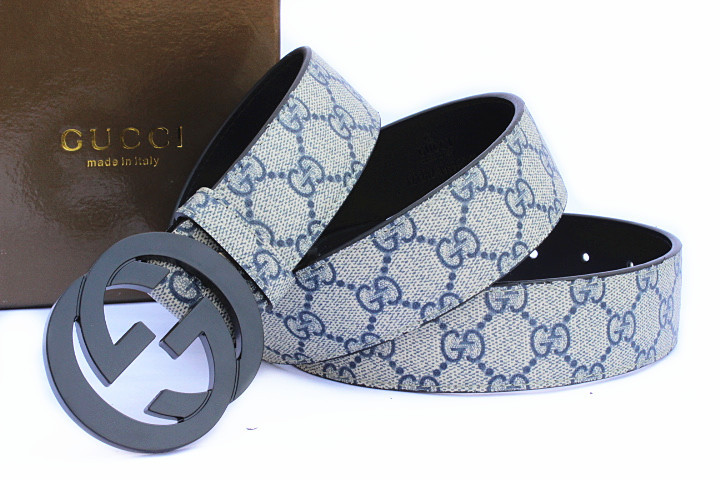 1297fc7067c23 ... Promotions Gucci Ceinture Peau Serpent Avec Boucle Ardillon En Or