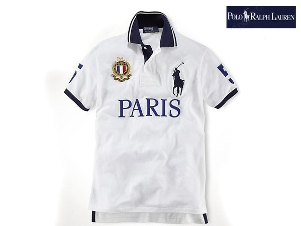 Ralph lauren t shirt de city name paris de eur 15 for T shirts with city names