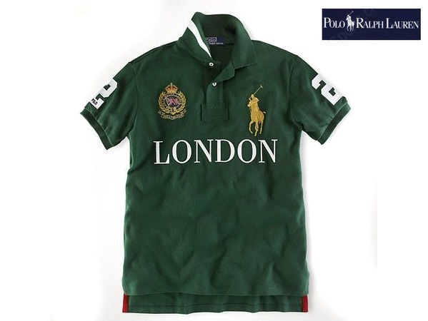 Ralph lauren t shirt de city name usa london for T shirts with city names