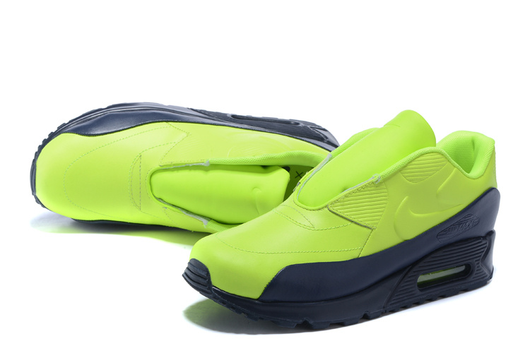 sports shoes c6c0c c997a ... cheap sacai x nikelab air max 90 collection sneaker herbe verte femmes  d3dbe baca3