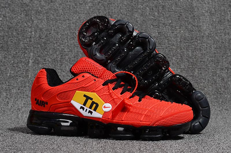 detailed look 4288a 1964f Black Chaussures Nike Blackred Vapormax Tn De Running Red Air rA0dwUAqn