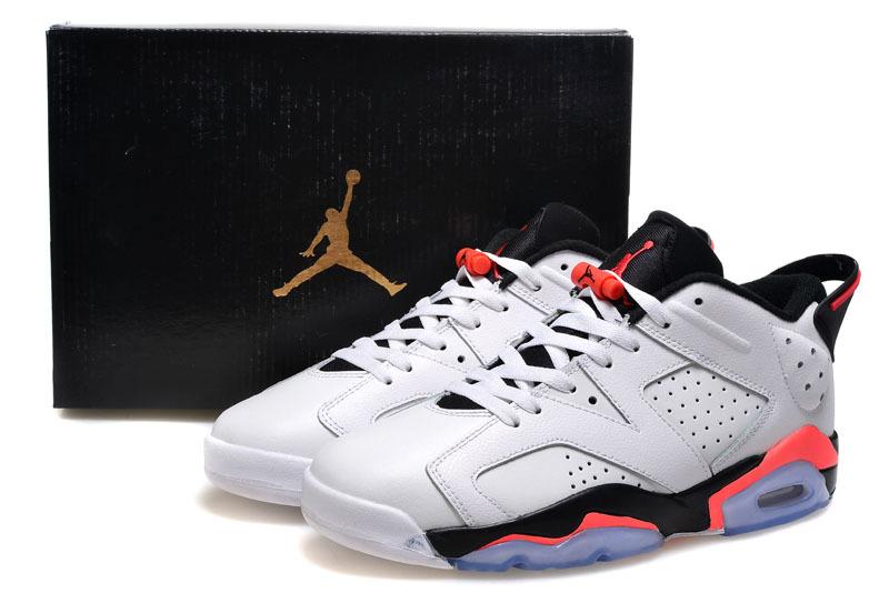 online retailer 21e6e d0cb9 ... where to buy shop nike jordan retro 6 vi low dunk boot red dd1d5 c4cec  ...
