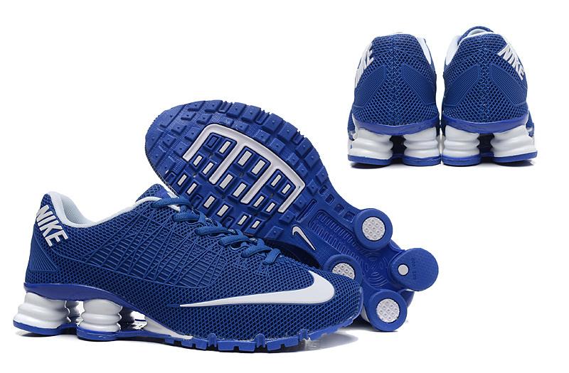 info for e8015 07767 sneaker nike shox turbo +11 running chaussures colors borland blanc
