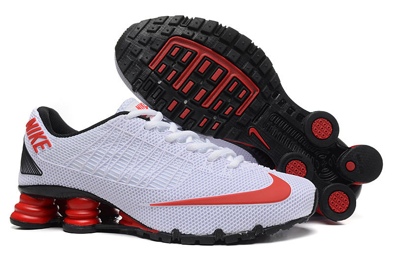 buy online 491af 8a92a sneaker nike shox turbo +11 running chaussures colors red logo