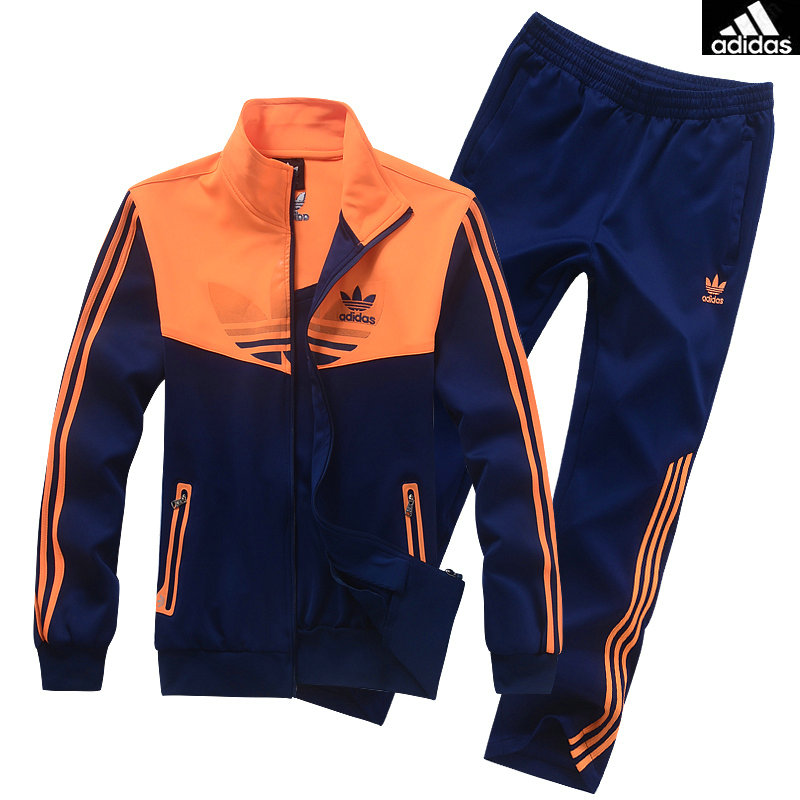 ... survetement adidas nouvelle collection beaucoup couleur ad-orange